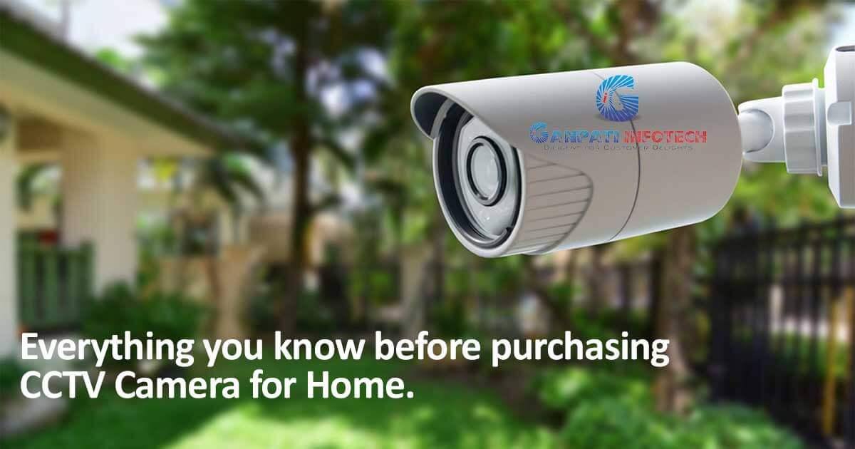 cctv cameras for home
